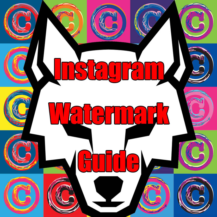 Watermarks Instagram Guide