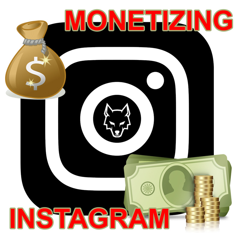 Monetizing Instagram