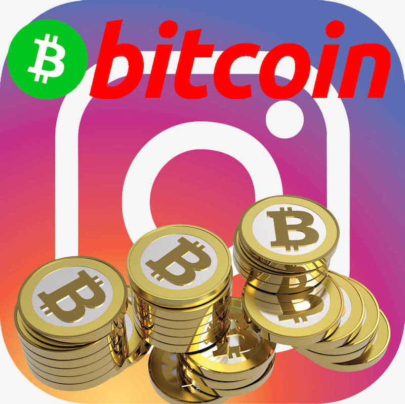 Bitcoin Instagram Opportunity