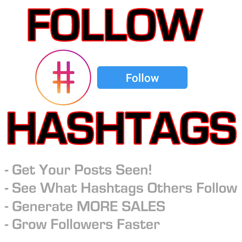 Follow hashtags is instagrams hot new feature wolf millionaire blog follow instagram hashtags malvernweather Images
