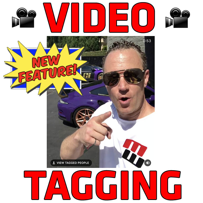 Video Tagging Instagram