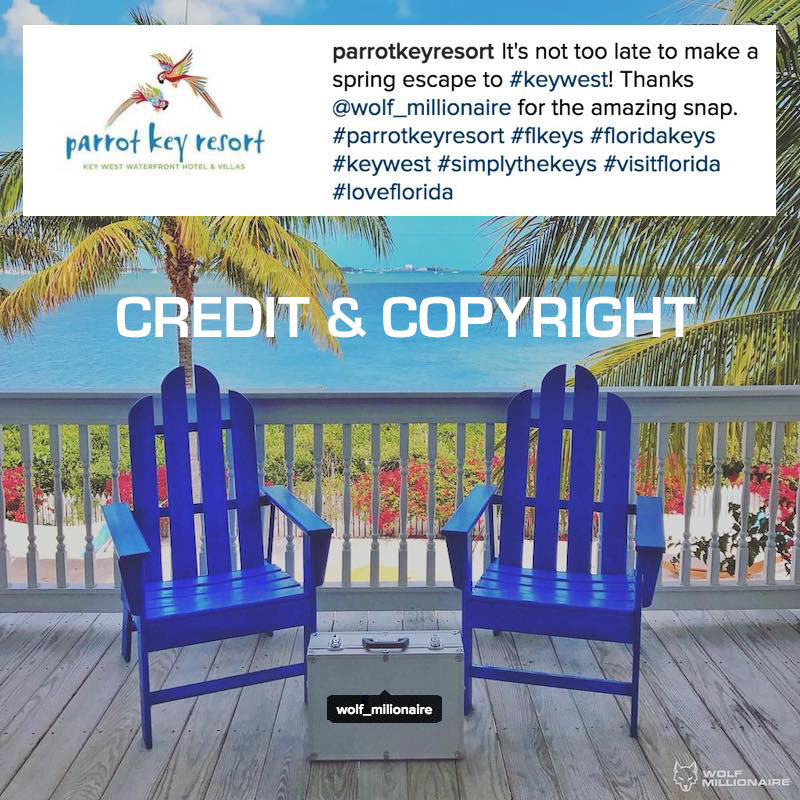 Credit & Copyright Rules
