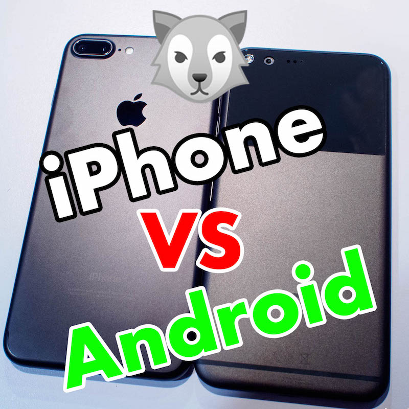 iPhone vs Android Best Instagram Phone
