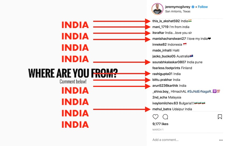 Jeremy-McGilvrey-InstaJam-Scam-India-Followers