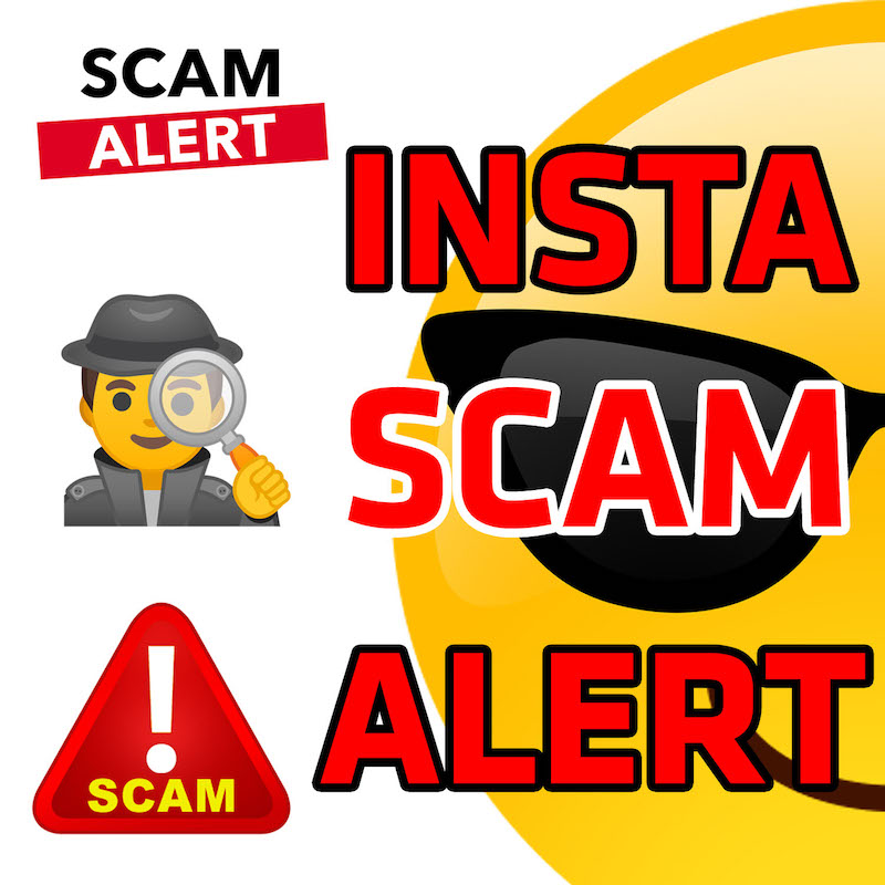 Influencer Instagram Scams