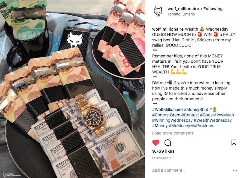 Micro Influencers Make More Money