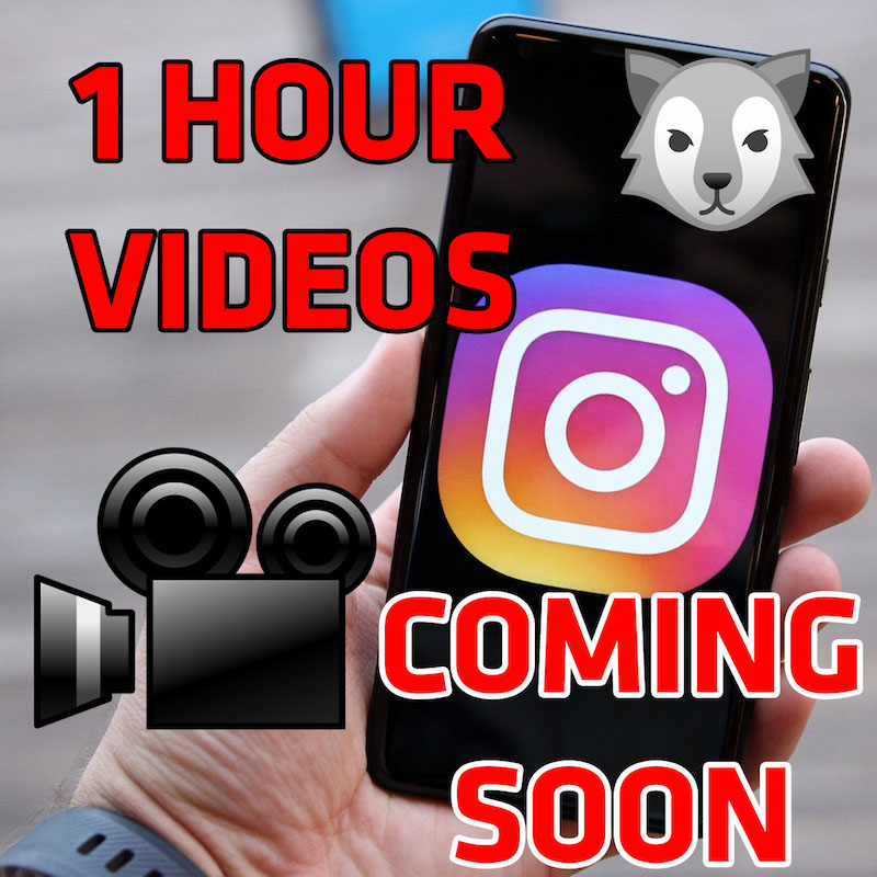 1 hour Instagram Videos