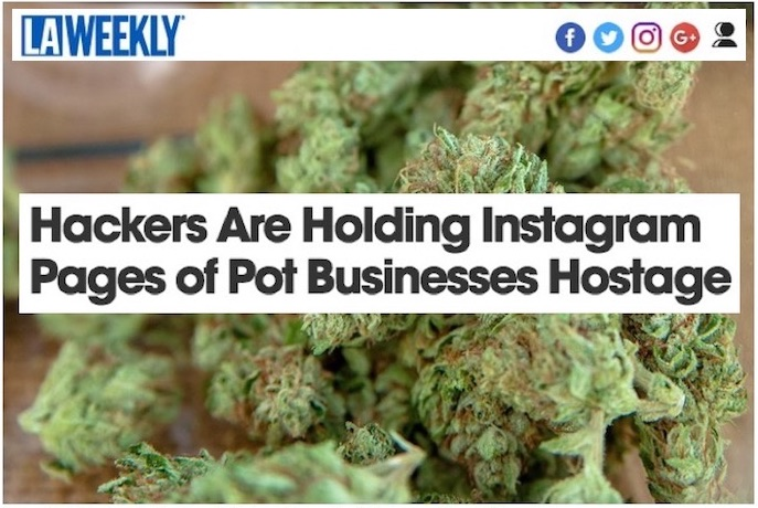 Cannabis Instagram Marketing Guide